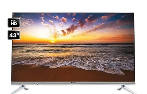"Led Smart TV Kodak 43"" Full HD"