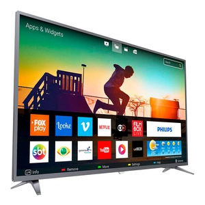 "Smart TV Philips 50"" 4K Ultra HD"