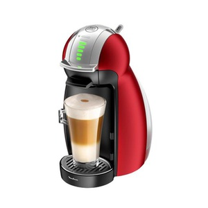 Cafetera Dolce Gusto GENIO 2 Metal Red (PV160558)